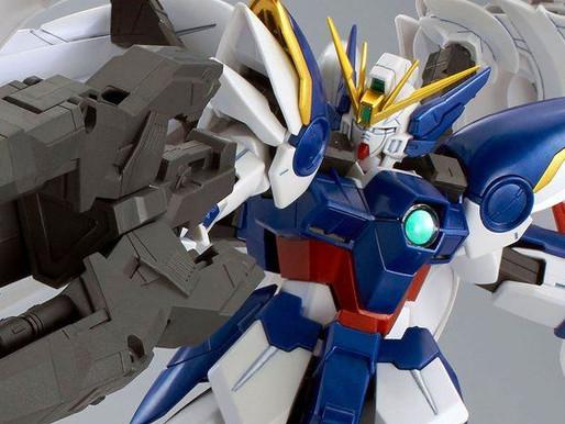 P - Bandai MG Wing EW Drei Zwerg Special Coating - Release Info