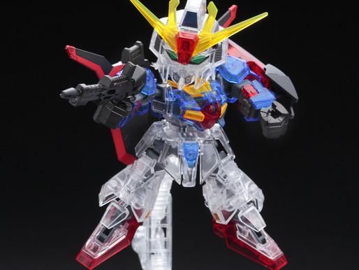 SDCS Zeta Gundam Clear Color Ver. - Release Info