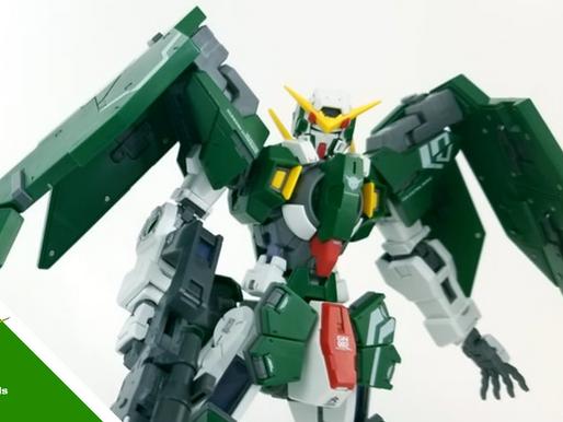 Review: MG 1/100 Dynames Gundam