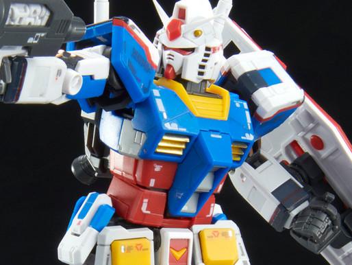 PBandai RG 1/144 RX-78-2 Gundam (Team Bright Custom) - Release Info