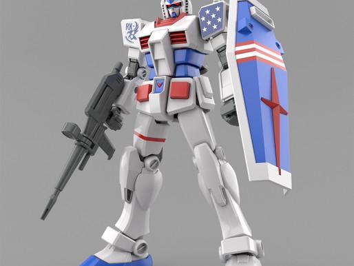 Entry Grade 1/144 RX-78-2 Gundam (AMERICAN TYPE) - Release Info