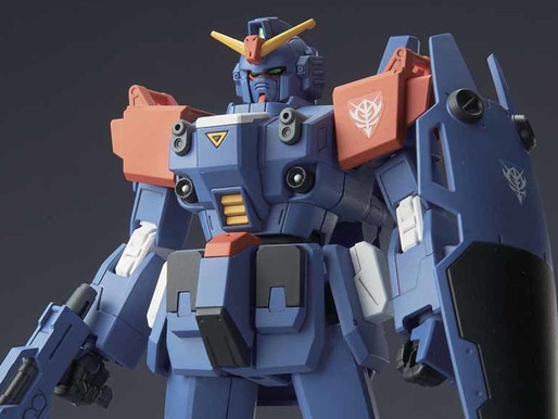 HGUC Blue Destiny Unit 2 Exam - release Info