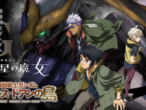 Multiples Gundam Anime On The Horizon