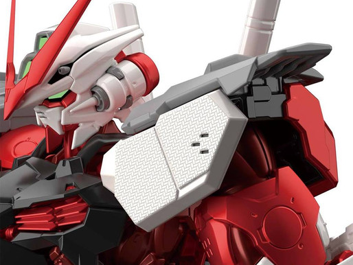 Hi Res 1/100 Astray Red Frame - Release Info