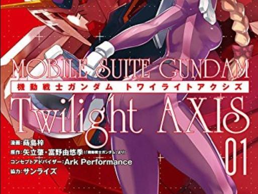Mobile Suit Gundam Twilight Axis Volume 1