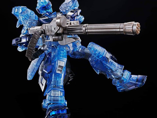HGUC 1/144 Pale Rider Space Type [Clear Color]  - Release Info