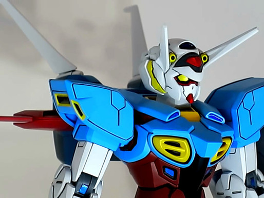 Gundam G - Self Winner of the MG Ver. Ka Poll