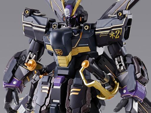 MetalBuild Crossbone Gundam X2 - Release Info