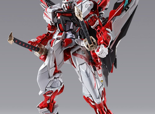 METALBUILD Gundam Astray Red Frame Kai Alternative Strike Ver.  - Release Info