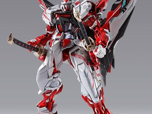 METALBUILD Gundam Astray Red Frame Kai Alternative Strike Ver.  - Release Info