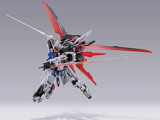 MetalBuild Aile Strike Gundam - Release Info