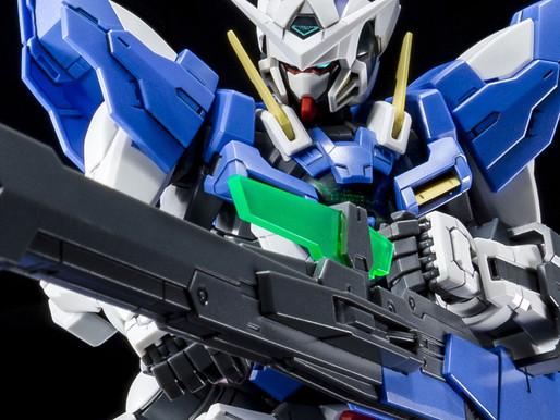 PBandai MG 1/100 Gundam Exia Repair III - Release Info