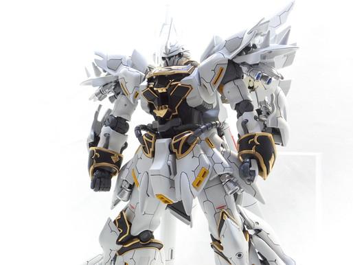Custom Build - White Sinanju