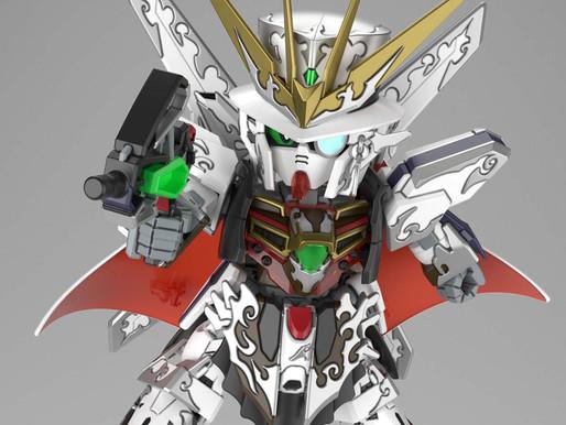 SDW HEROES Arsene Gundam X - Release Info