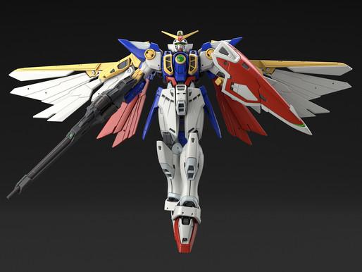 RG 1/144 Wing Gundam - Release Info