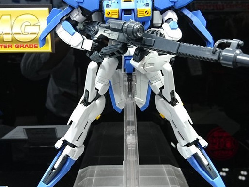 MG 1/100 EXS/S - Revealed