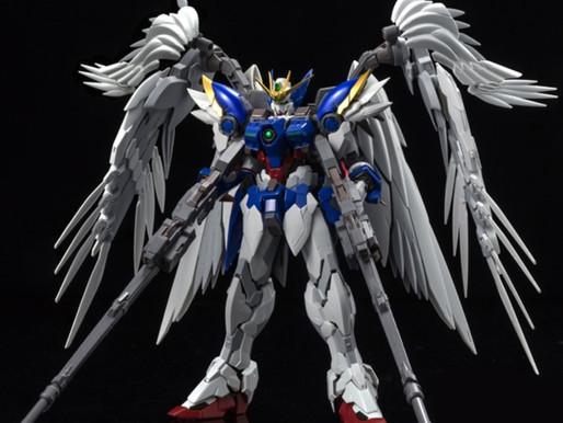 HI RES 1/100 Wing Gundam Zero Custom EW Ver. - Release Info