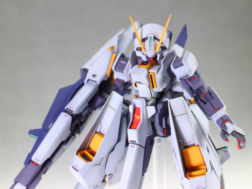 1/144 Gundam Woundwort RESIN Kit - Release Info