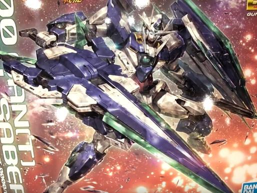MG 1/100 OO Quanta Full Saber - Release Info