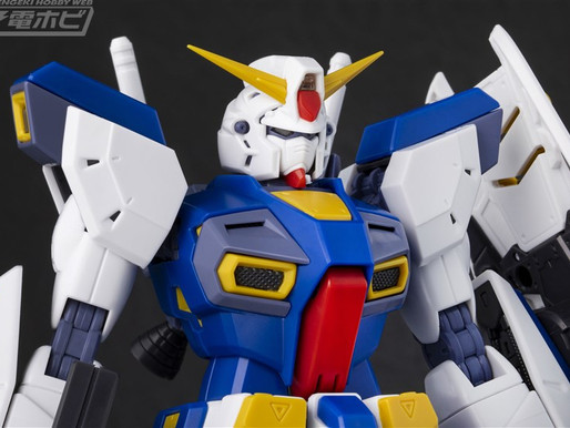 PBandai MG 1/100 Gundam F90 - Release INfo & Sample Images By Dengeki Hobby