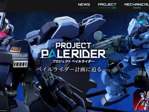 Bandai Launch Project PaleRider