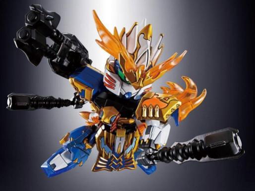 SD Sangoku Soketsuden Duel Gundam - Release Info