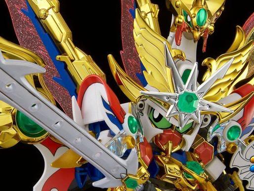 PBandai SD Legend BB Victory Daishogun - Release Info