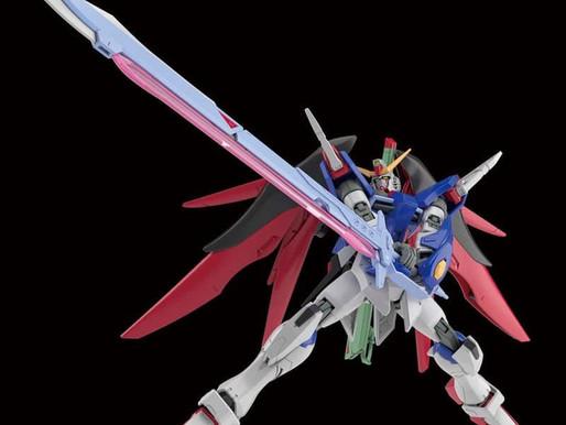 HGCE Revive 1/144 Destiny Gundam - Release Info