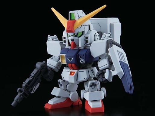 SDCS Ground Type Gundam - Release Info