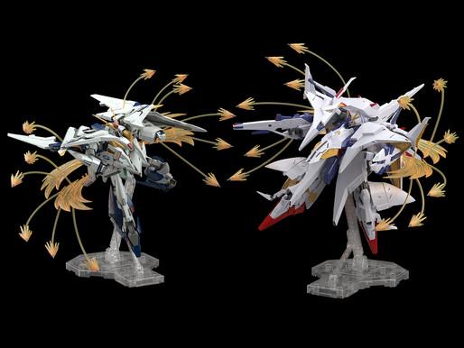 HGUC 1/144 Ξ Gundam VS Penelope Funnel Missile Effect Set - Release Info