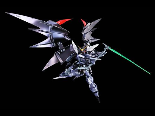 MG 1/100 Gundam Deathscythe Hell EW Special Coating - Release Info