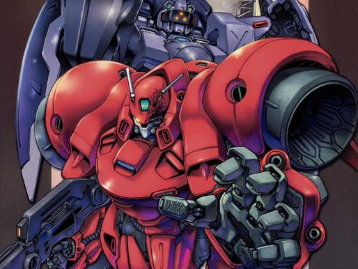 Mobile Suit Gundam 0083 REBELLION vol11
