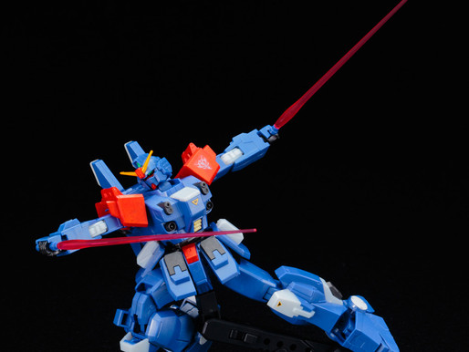 HGUC 1/144 Blue Destiny Unit 2 EXAM (Metallic Gloss Injection) - Release Info