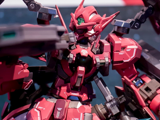 METALBUILD Gundam Astraea Type-F- Pictures