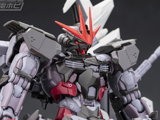 HiRes 1/100 Astray Noir - Sample Images By Dengeki Hobby & Release Info