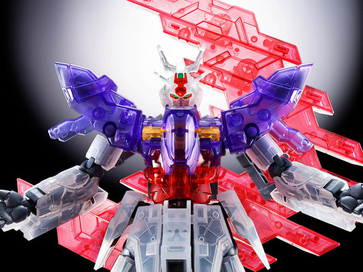 HGUC 1/144 Moon Gundam Clear Color Ver.  - Release Info