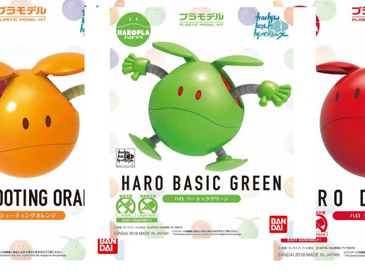 Haropla - Release Info