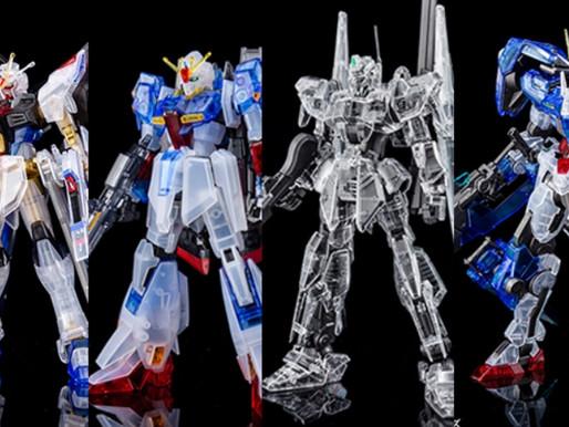 Gunpla Expo Osaka - Exclusive Line Up