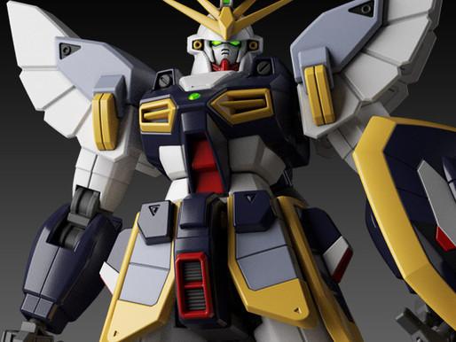 HGAC 1/144 Gundam Sandrock -Release Info