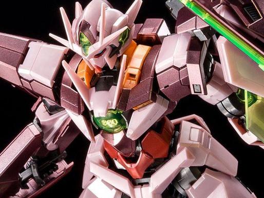 P Bandai MG 1/100 00 Qan T Trans Am - Release Info