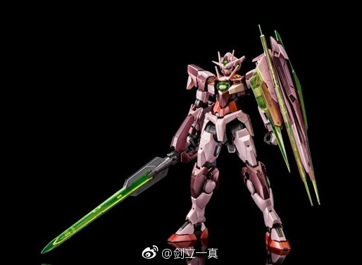 MG 1/100 QAN T Trans Am Limited Edition - Release Info