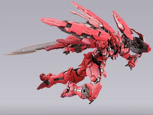 METAL BUILD Gundam Astraea Type F - Release Info