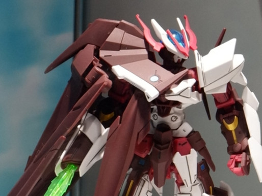 HGBD 1/144 Astray No Name - On Display At GBD Festival 2018