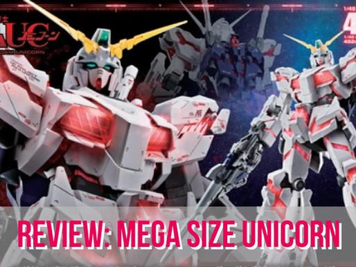 Review: Mega Size Unicorn