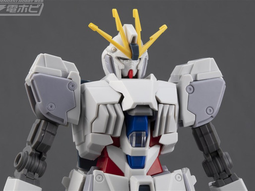 HGUC 1/144 Narrative Gundam Pack A - Sample Images by Dengeki Hobby & Release Info