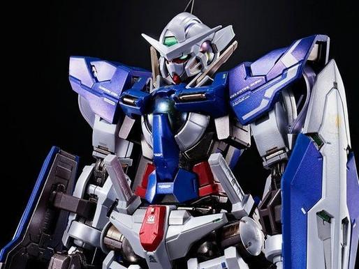 Metal Build Gundam Exia - Release Info