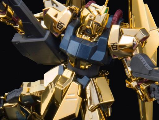 PBandai HGUC 1/144 Hyaku Shiki Revive (Gold Coating) - Release Info
