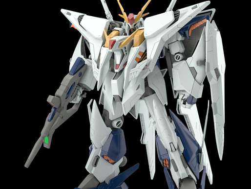 HGUC 1/144 Ξ Gundam - Release Info