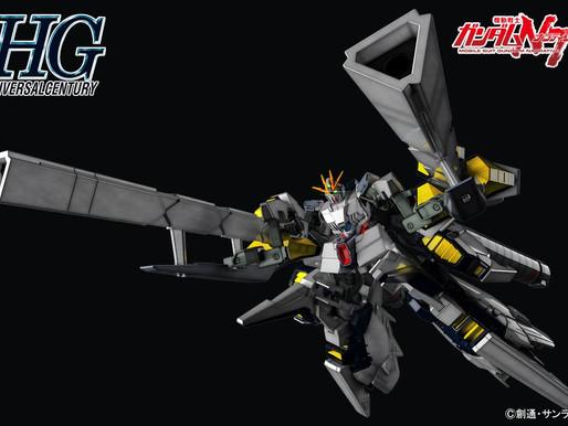 HGUC Narrative Gundam & Equipment A - Release Info