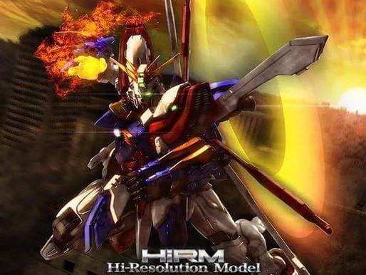 HiRM 1/100 God Gundam - Release Info